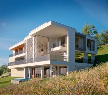 Projekt domu LK&1645