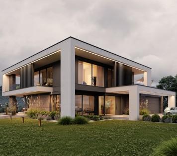 Projekt domu LK&1646