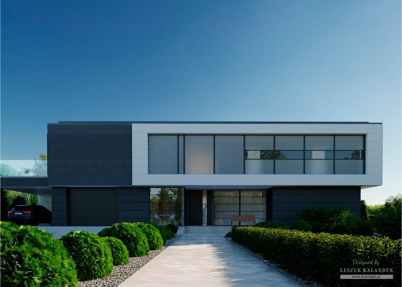 Projekt domu LK&1647