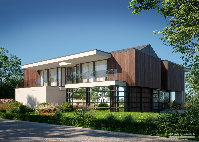 Projekt domu LK&1649