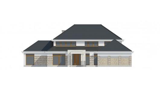 Projekt domu LK&1650