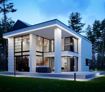 Projekt domu LK&1652