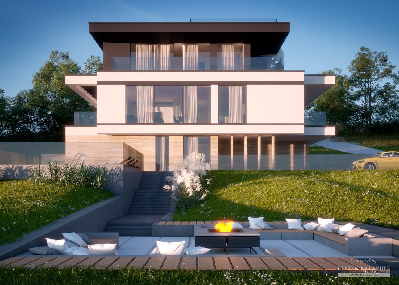 Projekt domu LK&1653