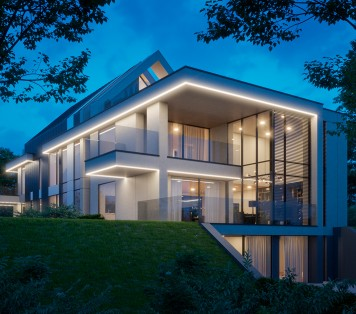 Projekt domu LK&1657