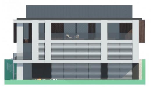 Projekt domu LK&1658