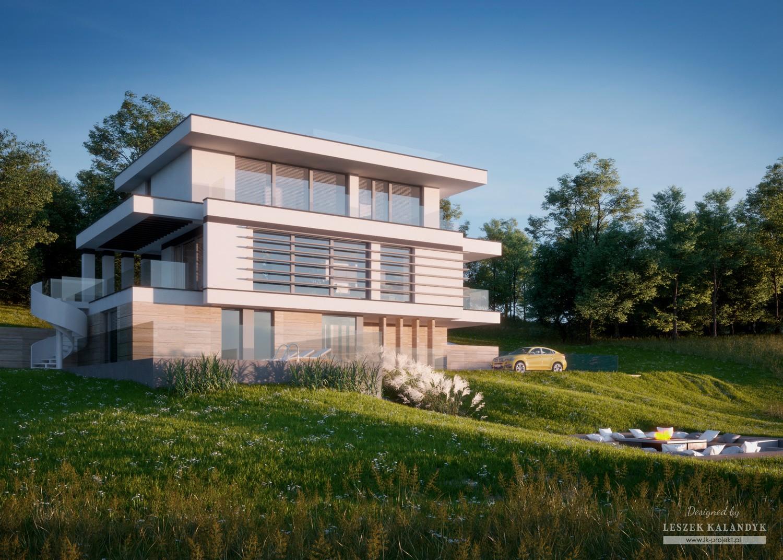 Projekt domu LK&1659