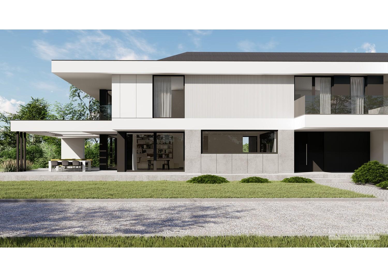 Projekt domu LK&1660