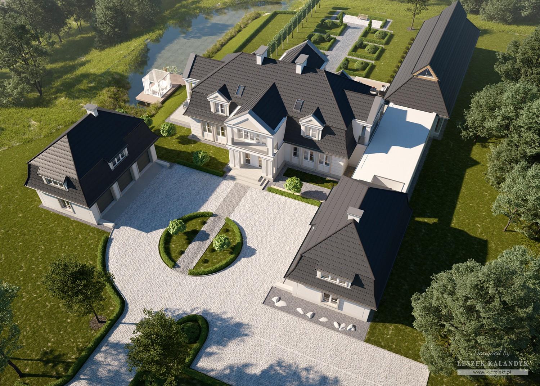 Projekt domu LK&1662