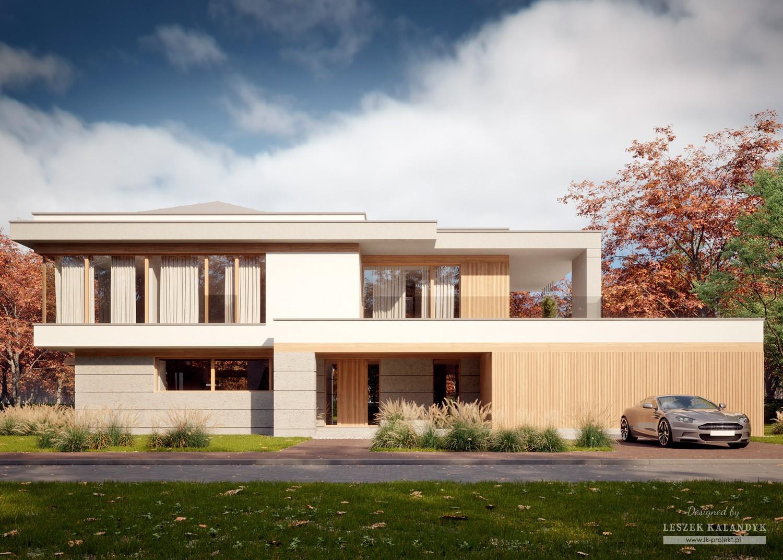 Projekt domu LK&1667