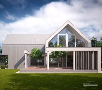 Projekt domu LK&1668