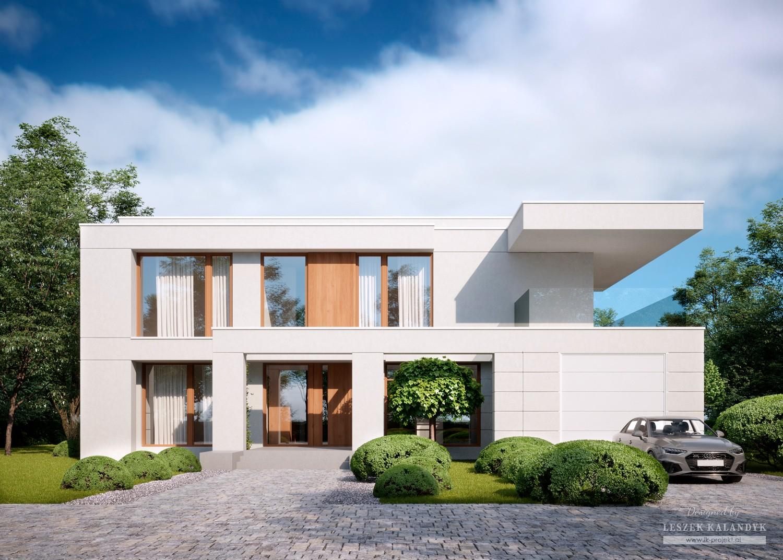 Projekt domu LK&1672