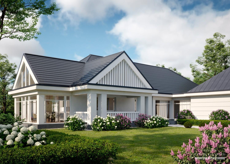 Projekt domu LK&1674