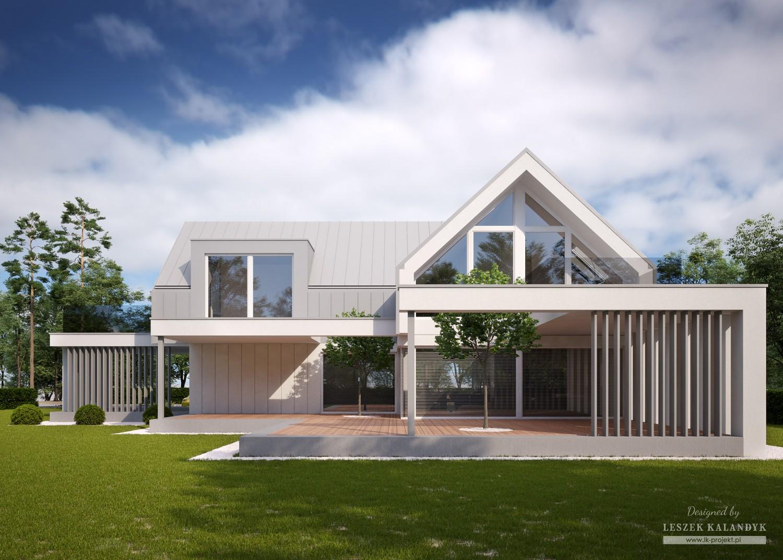Projekt domu LK&1676