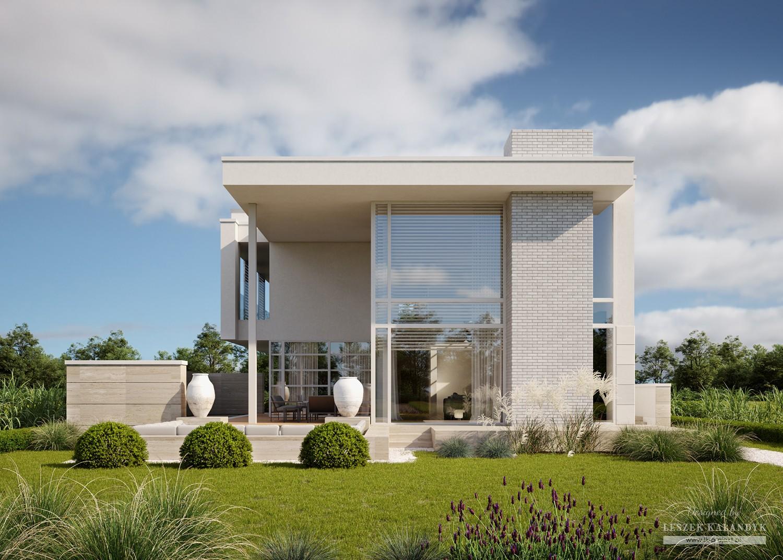 Projekt domu LK&1678