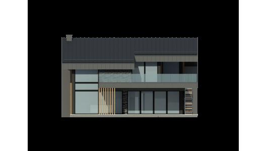 Projekt domu LK&1679