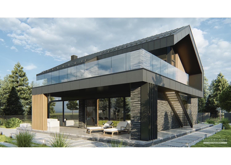 Проект дома LK&1679