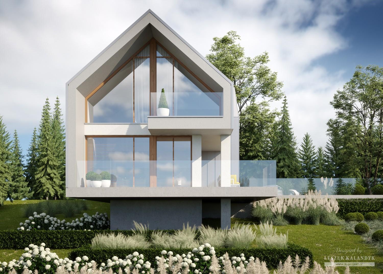 Projekt domu LK&1681