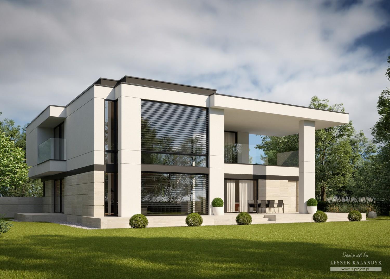 Projekt domu LK&1682