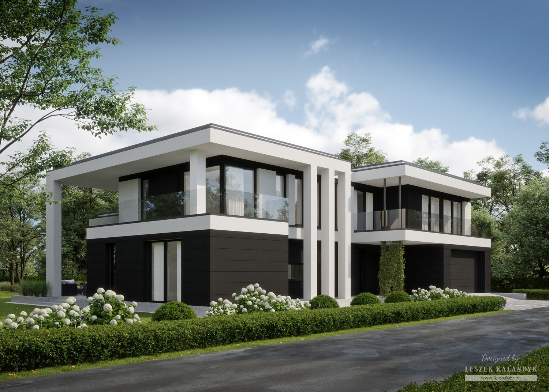 Projekt domu LK&1683