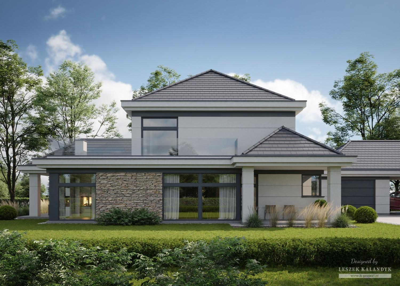 Projekt domu LK&1684