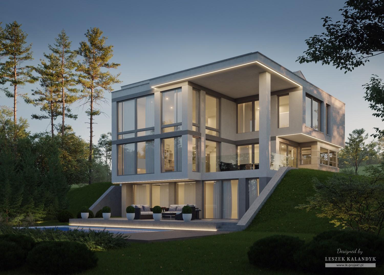 Projekt domu LK&1685