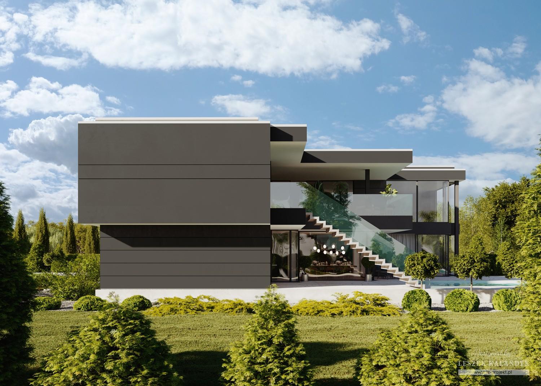 Projekt domu LK&1686