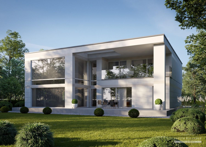 Projekt domu LK&1689