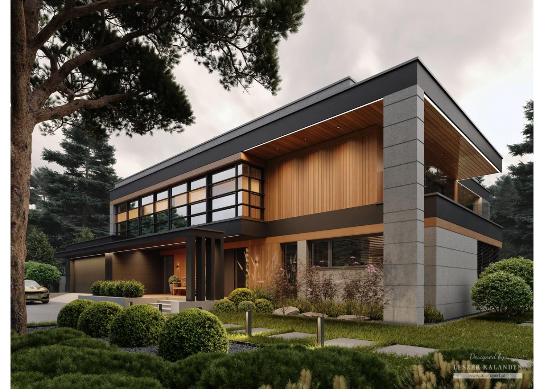 Projekt domu LK&1690