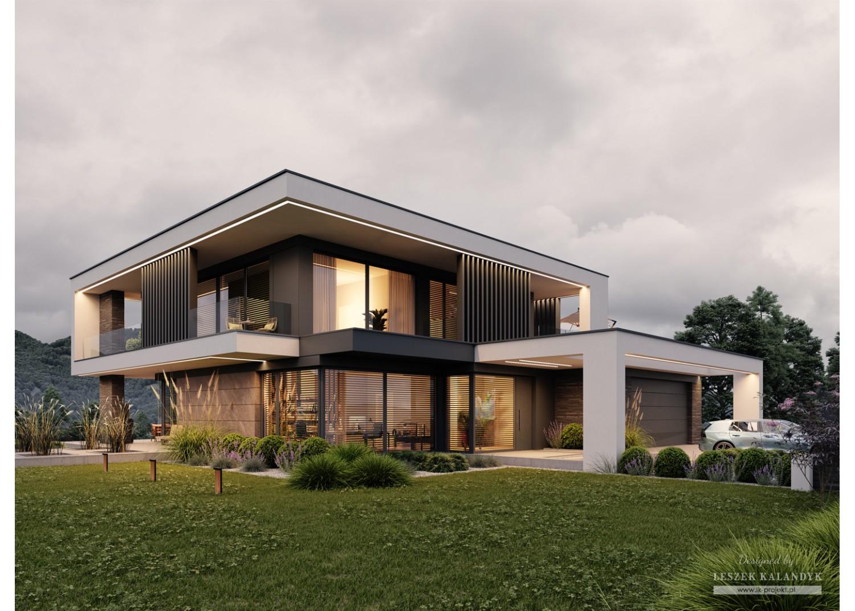 Projekt domu LK&1698