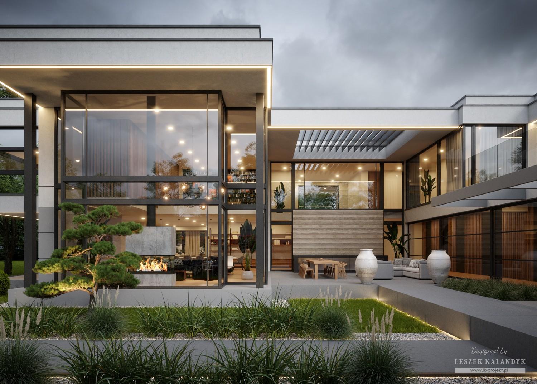 Projekt domu LK&1699