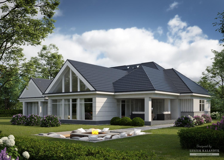 Projekt domu LK&1702