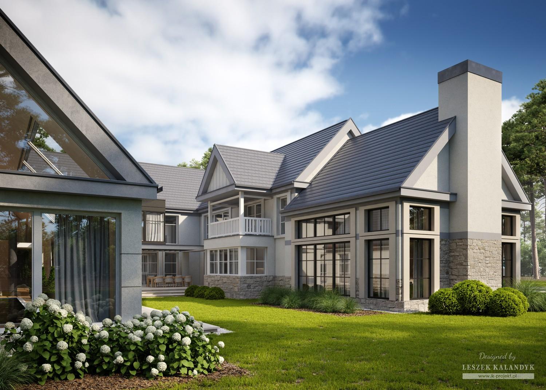 Projekt domu LK&1704