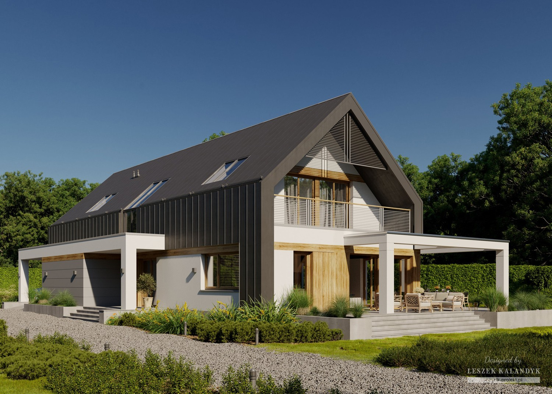 Проект дома LK&1705