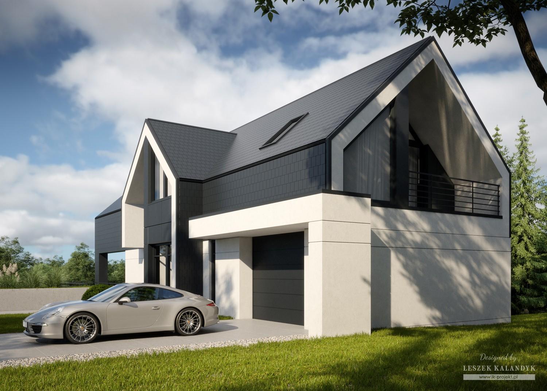 Projekt domu LK&1706