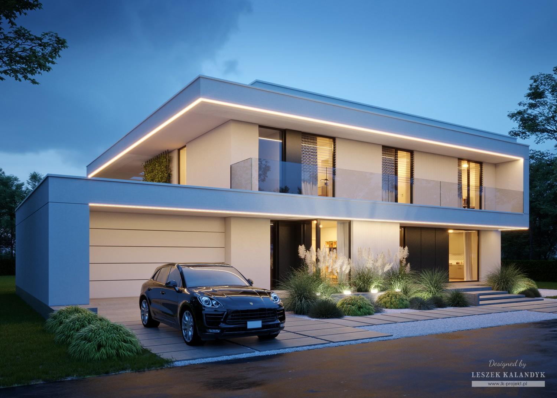 Projekt domu LK&1707