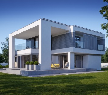 Projekt domu LK&1713