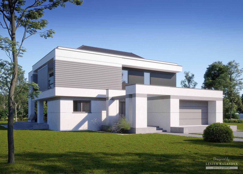 Проект дома LK&1713