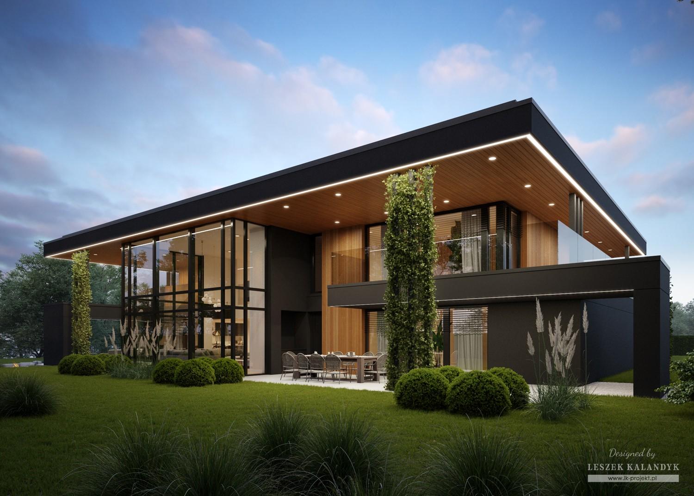 Projekt domu LK&1714