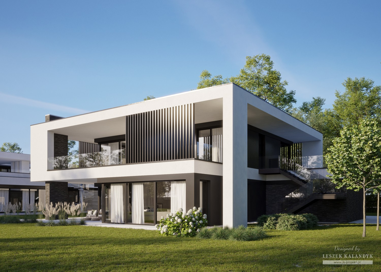 Projekt domu LK&1716