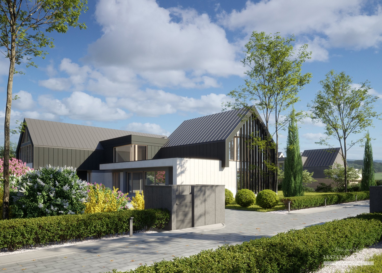 Projekt domu LK&1718