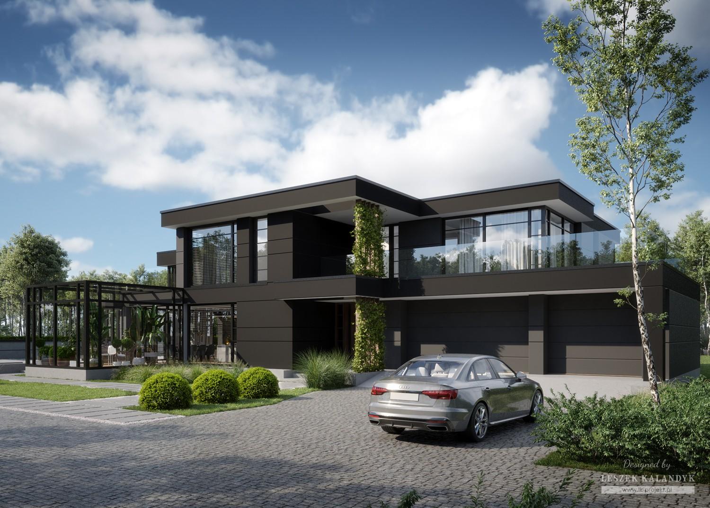 Projekt domu LK&1719