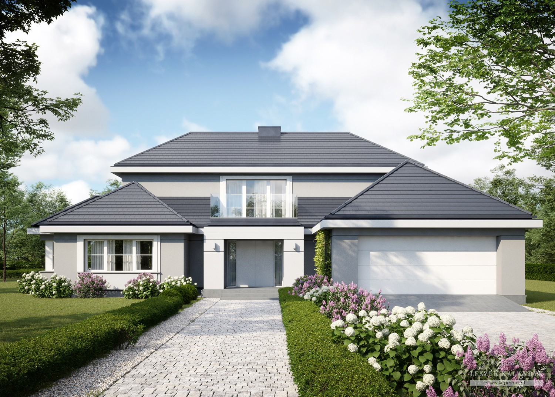 Projekt domu LK&1720