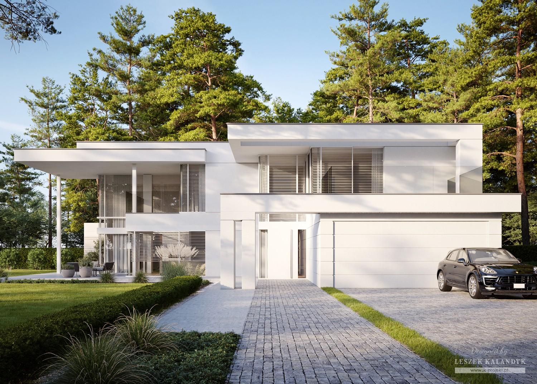 Projekt domu LK&1721