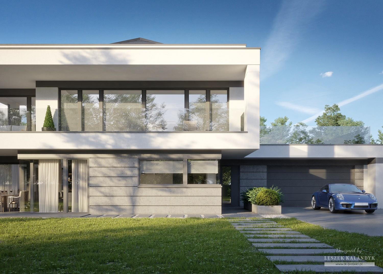 Projekt domu LK&1621