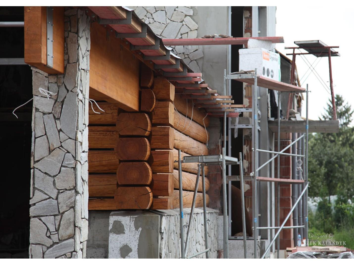 Projekt domu LK&684