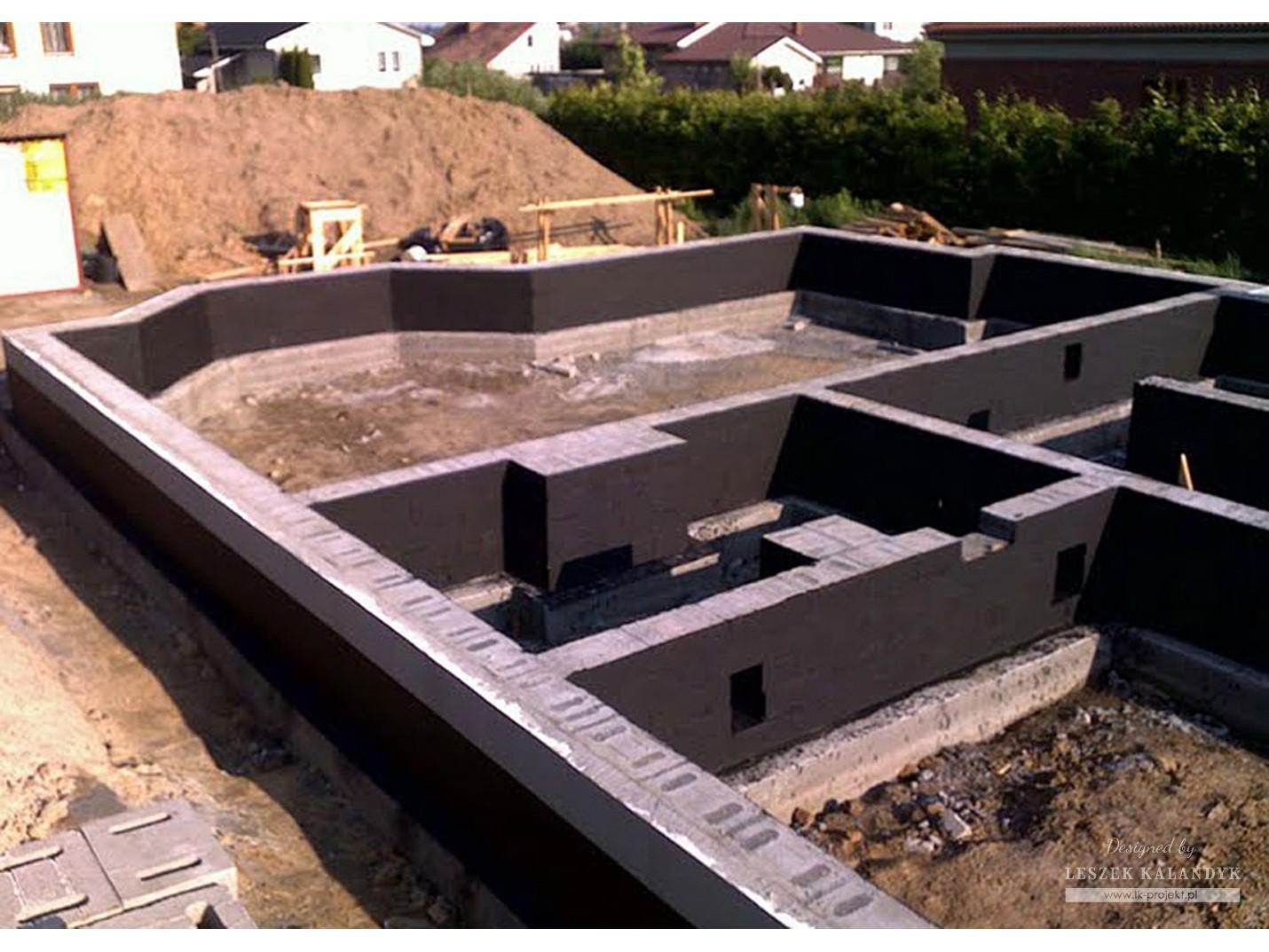 Projekt domu LK&535