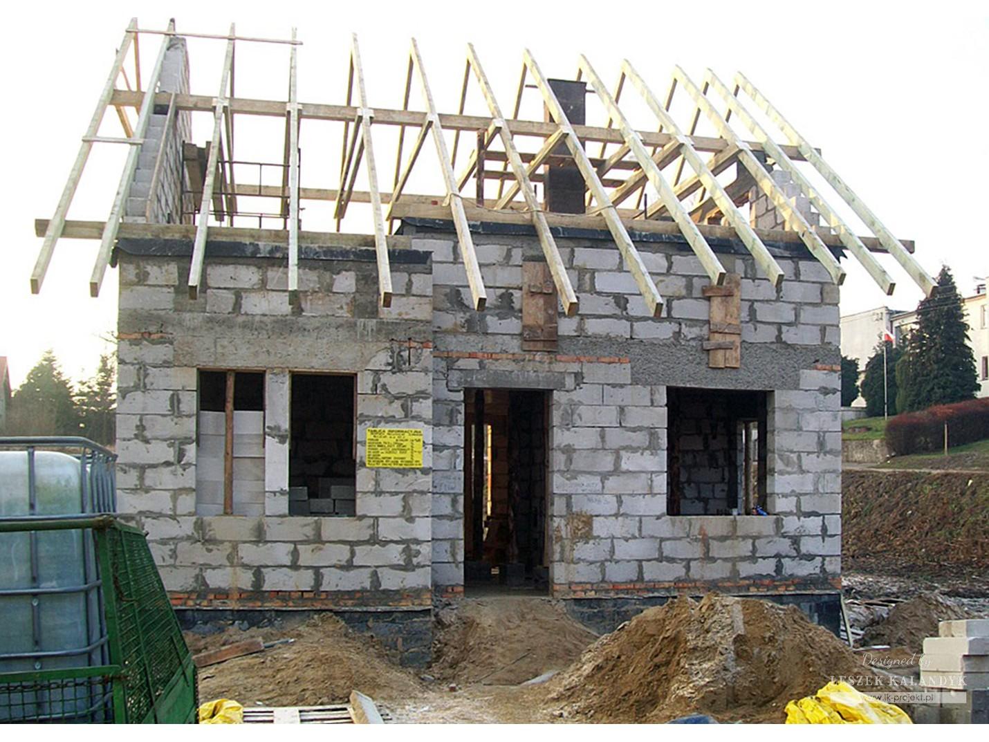 Projekt domu LK&516