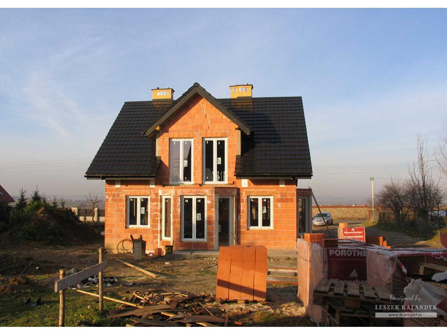 Projekt domu LK&508