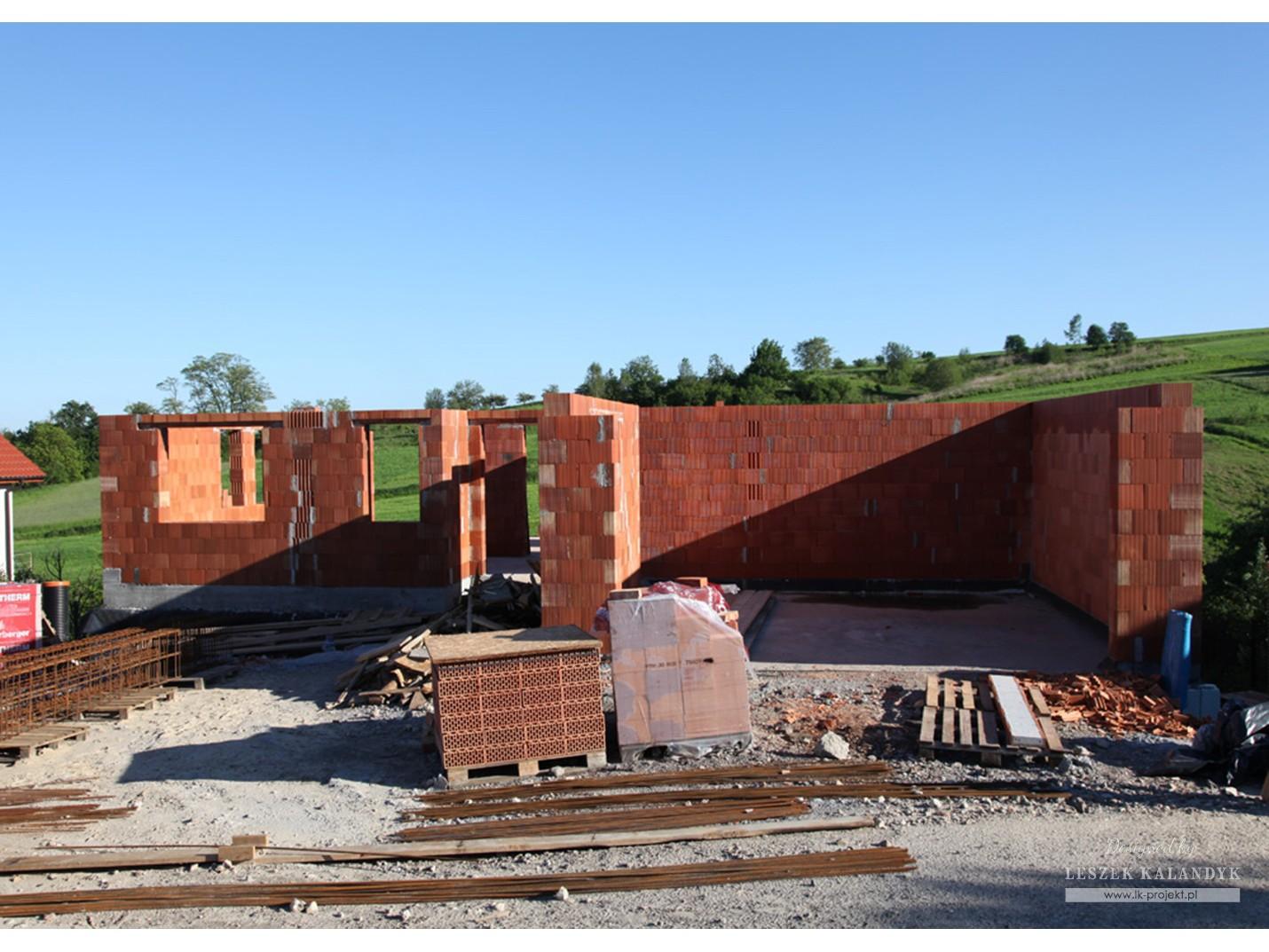 Projekt domu LK&668