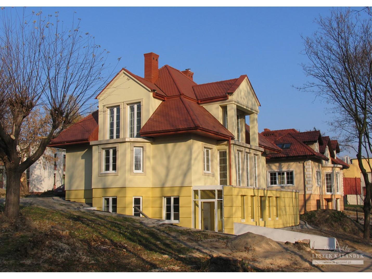 Projekt domu LK&399